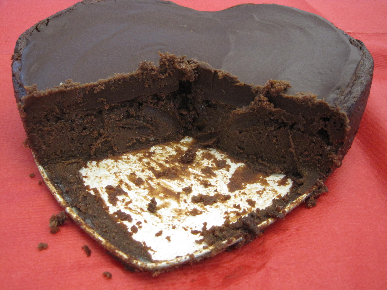 Baking for Valentine's Day: Flourless Chocolate Torte