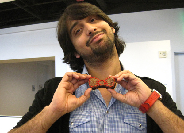 Help your coworkers dress up with these bowties.