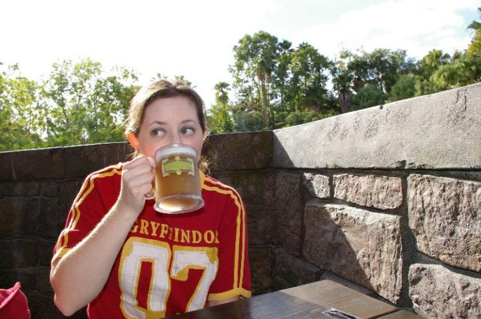 The day I first tried Butterbeer was one of the happiest days of my life.
