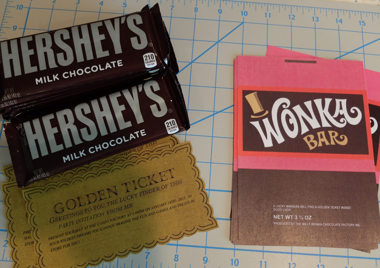 Insane image with regard to wonka bar printable