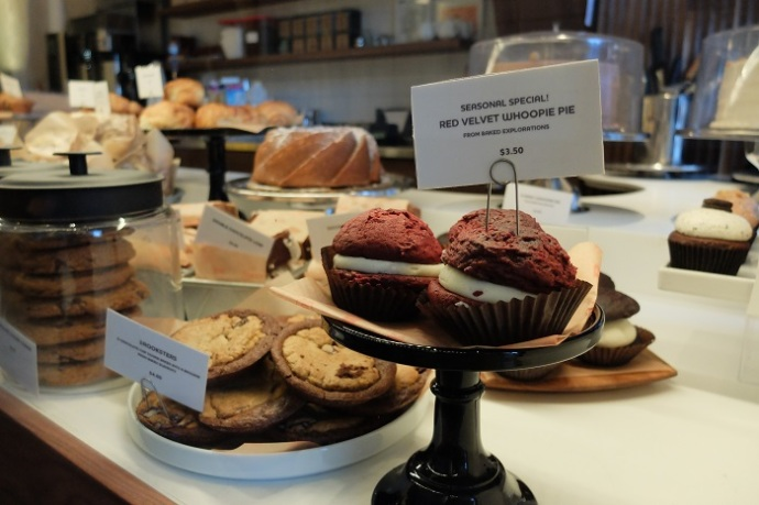 There's just too much Baked goodness to choose from.
