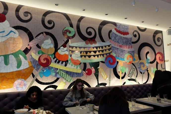 If you like your dessert served with whimsy, Sugar & Plumm is the place for you.